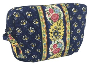 Vera Bradley Maison Bleu Medium Cosmetic Bag