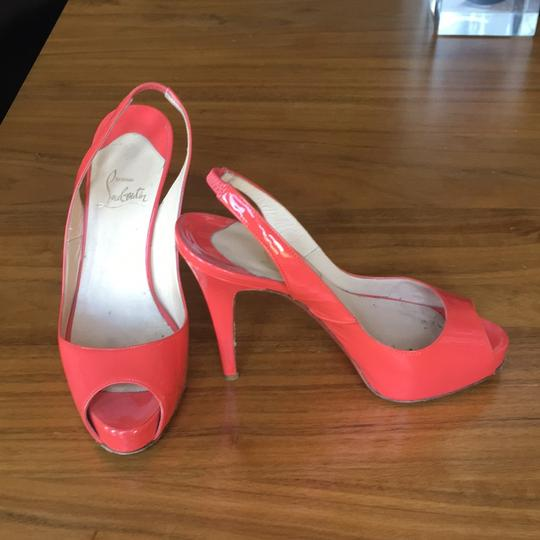 Christian Louboutin Coral not pink Pumps Image 1
