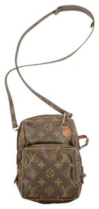 Louis Vuitton Amazon Danube Marly Marley Cross Body Bag