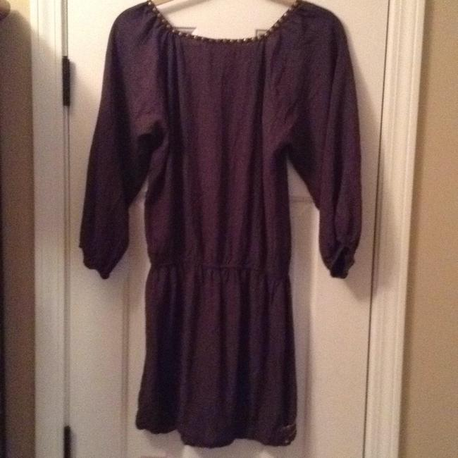 Angie short dress Brown on Tradesy Image 1