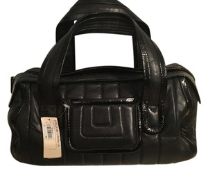 Pierre Hardy Satchel in Black