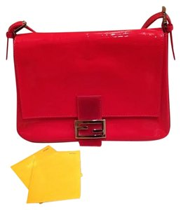 Fendi Satchel in Red