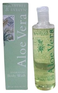 Crabtree & Evelyn Crabtree & Evelyn Aloe Vera Bath and Shower Gel -5.1oz (150ml)