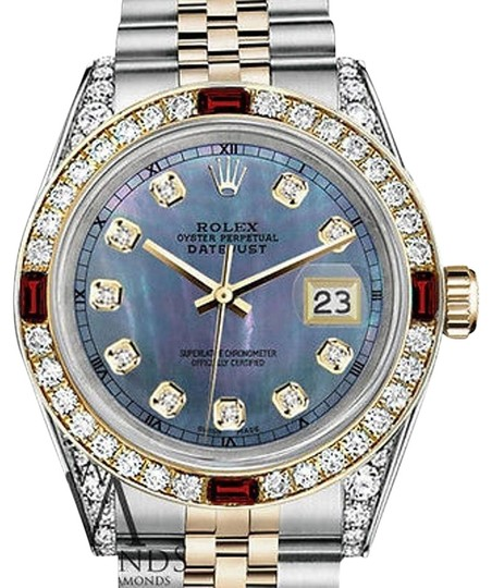 Preload https://img-static.tradesy.com/item/17171986/rolex-women-s-steel-and-gold-31mm-datejust-tahitian-mop-ruby-diamond-watch-0-1-540-540.jpg
