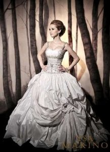 Ysa Makino Wedding Dress