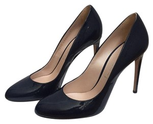 Casadei Dark navy blue. Pumps