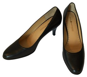 Rockport Leather Black Pumps