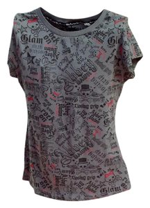 Abbey Dawn by Avril Lavigne T Shirt black/Grey