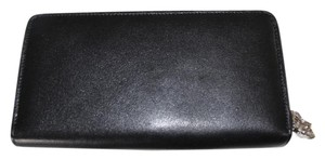 Alexander McQueen Alexander McQueen Continental Zip Around Wallet