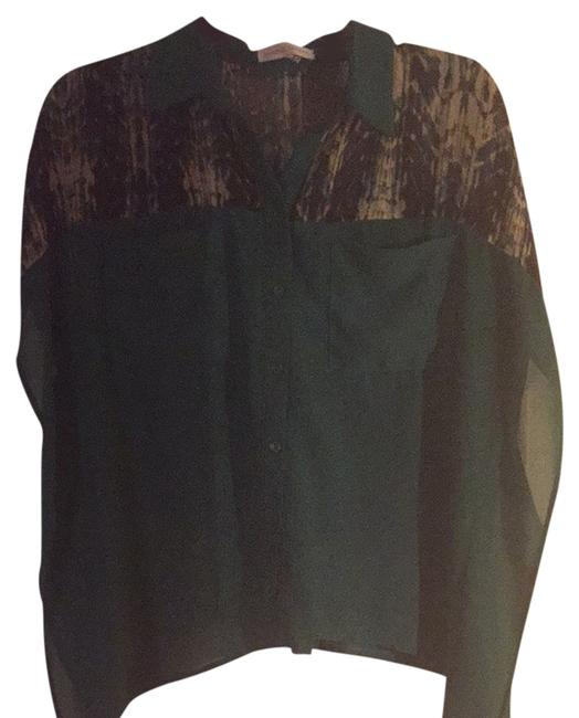 Preload https://item4.tradesy.com/images/jealous-tomato-green-button-down-top-size-8-m-1717393-0-0.jpg?width=400&height=650