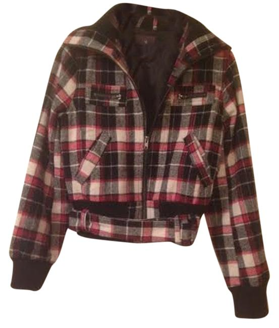 Other Wool Bomber Punk Military Jacket