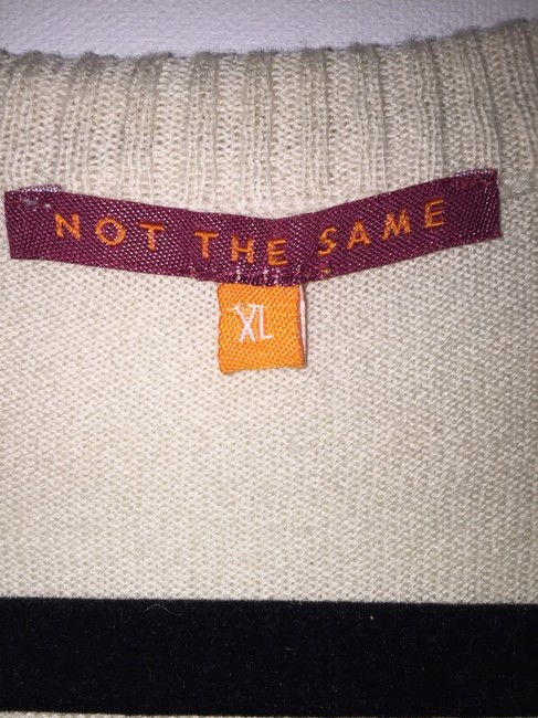 Not The Same Sweater