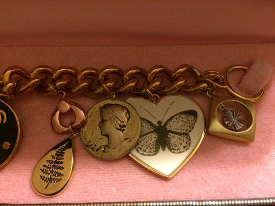 Juicy Couture RARE Juicy Couture limited edition charm bracelet
