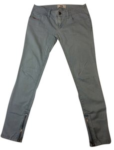 Diesel Capri/Cropped Denim-Light Wash