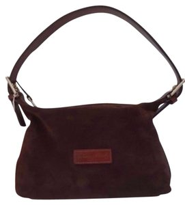 Dooney & Bourke Mini Suede Nwt Baguette