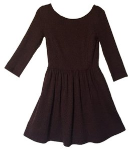 BP. Clothing short dress Maroon on Tradesy