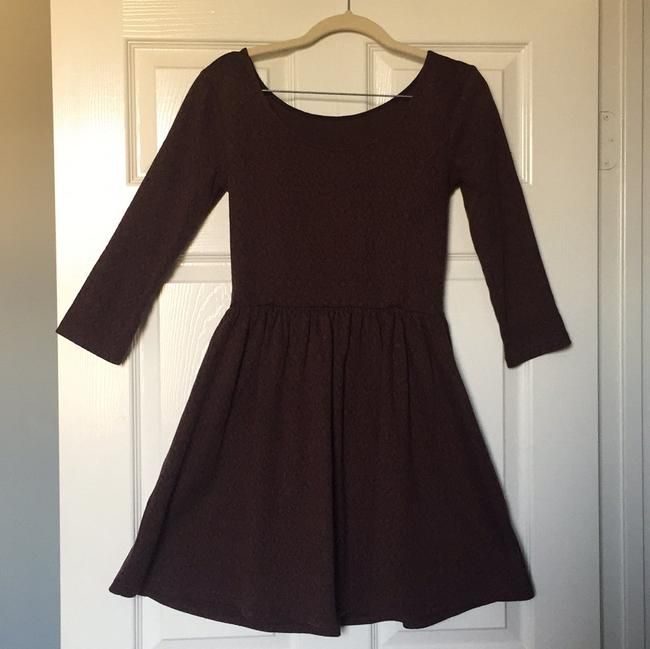 BP. Clothing short dress Maroon on Tradesy Image 1