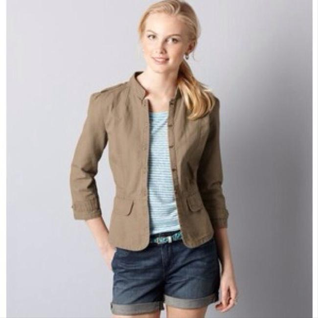 Ann Taylor LOFT Brown Jacket