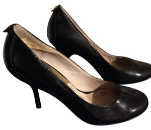 Michael Kors Patent Leather Black Pumps