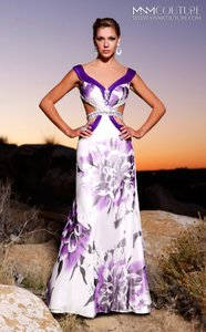 MNM Couture Ball Gown Evening Gown Dress