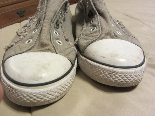 Riot Fashionable Sophisticated Neutral Color True Rockin Style Gray Flats