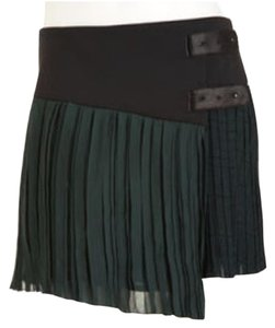 Rag & Bone Mini Skirt Black, Green
