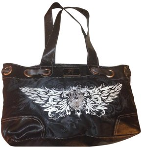 Metal Mulisha Satchel in Black