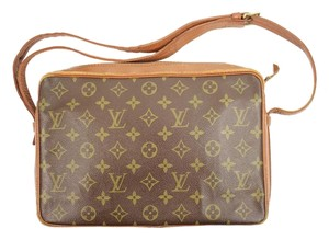 Louis Vuitton Camera Reporter Messenger Shoulder Bag