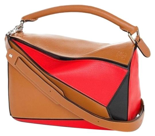 Preload https://img-static.tradesy.com/item/17179054/loewe-puzzle-medium-red-black-and-tan-goat-skin-shoulder-bag-0-1-540-540.jpg