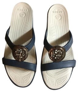 Crocs Navy Blue Sandals