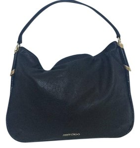 Jimmy Choo Zoe Leather Stunning Store Display Hobo Bag