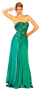 MNM Couture Pageant Evening Long Ball Gown Gown Dress