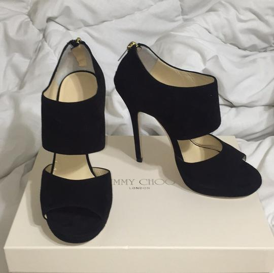 Jimmy Choo Black Pumps Image 10