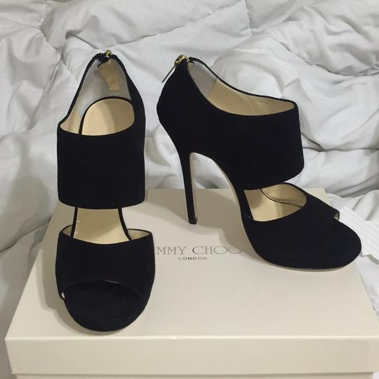 Jimmy Choo Black Pumps Image 9