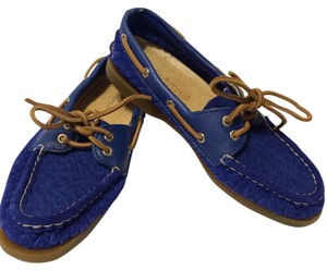 Sperry Blue Flats