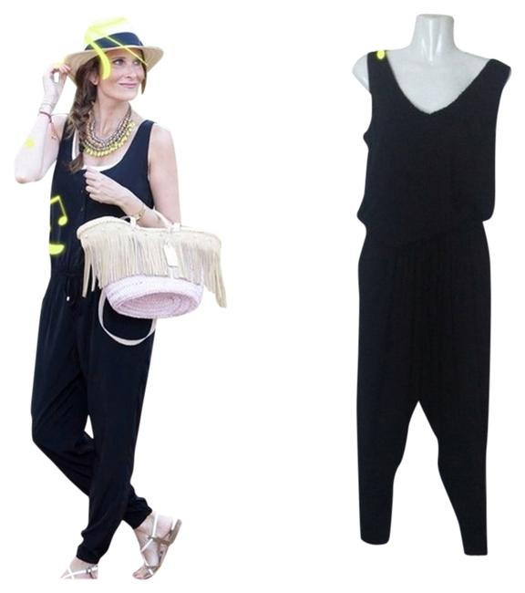 Sfera SFERA Black Sleeveless Jumpsuit