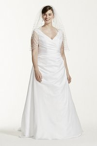 David's Bridal 9t9861 Wedding Dress