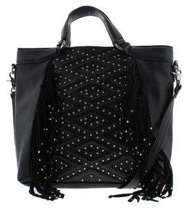 French Connection Satchel in Black