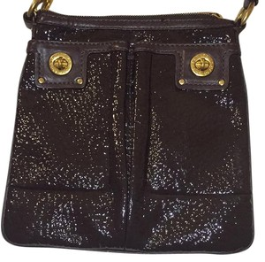 Marc by Marc Jacobs Patent Leather Cross Body Bag