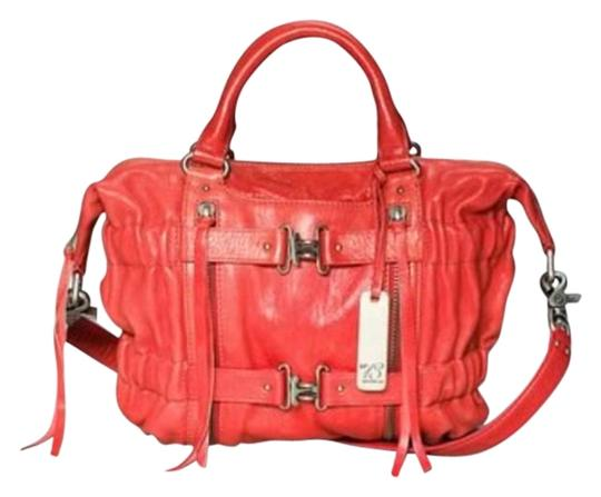 Preload https://img-static.tradesy.com/item/17183104/botkier-dion-watermelon-leather-lambskin-satchel-0-1-540-540.jpg