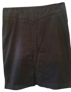 Ann Taylor LOFT Pencil Work Skirt Black