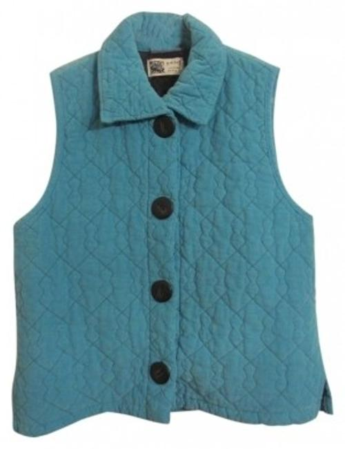 Preload https://item5.tradesy.com/images/turquoise-quilted-corduroy-vest-size-4-s-17184-0-0.jpg?width=400&height=650