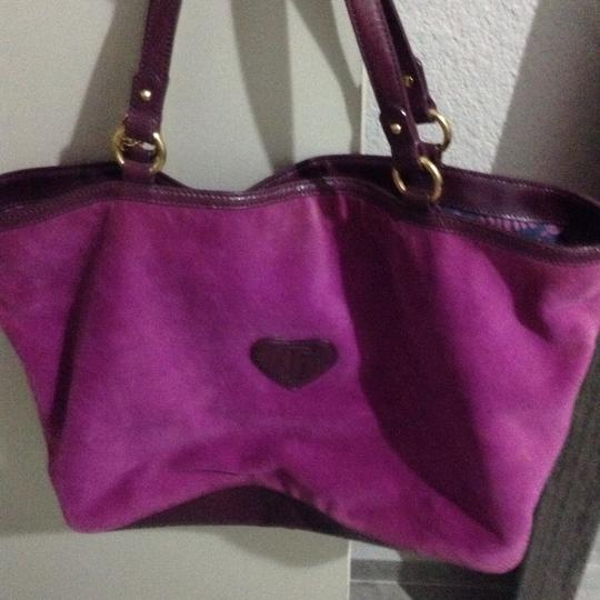 Juicy Couture Tote in Pink Image 1