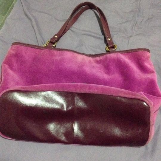 Juicy Couture Tote in Pink Image 2