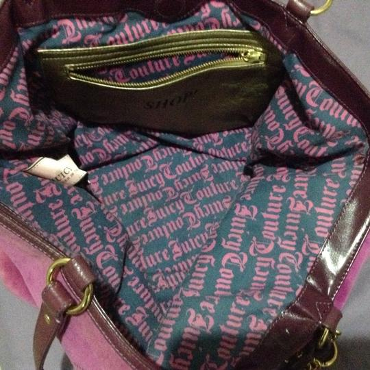Juicy Couture Tote in Pink Image 3