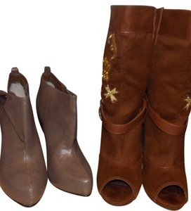 Dollhouse taupe /tan Boots
