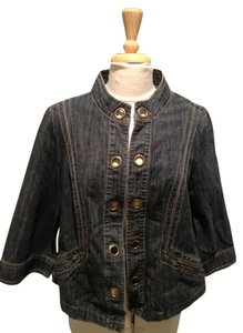 Live A Little Denim Womens Jean Jacket