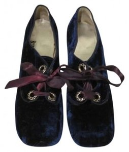 Fanfares Purple Pumps