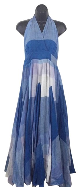 Preload https://img-static.tradesy.com/item/17189008/boston-proper-blue-white-long-casual-maxi-dress-size-6-s-0-3-650-650.jpg