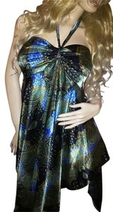 By Deep Los Angeles short dress Paisley on Tradesy